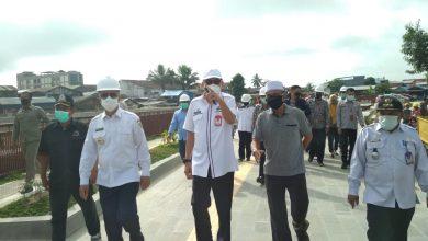 Photo of Proyek Revitalisasi Karang Mumus Samarinda Dikebut