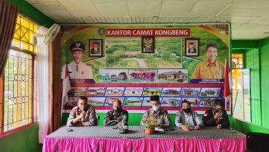 Photo of Pasca Pilbup Kutim, Kongbeng dan Wahau Koordinasikan Keamanan