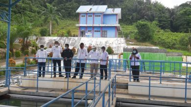 Photo of Selasa, IPA Gunung Lingai dan IPA Loa Bakung Dikuras untuk Jaga Kualitas Produksi