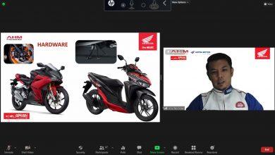 Photo of Puluhan Siswa MAN 1 Samarinda Mengikuti Webinar Safety Riding Astra Motor Kaltim 2