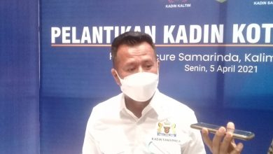 Photo of Pelantikan Kadin Samarinda, Akan Kolaborasi dengan Pemkot Samarinda