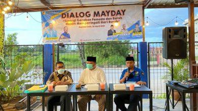 Photo of May Day: KNPI dan Buruh Bersinergi Tanggapi Perda 08/2018