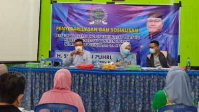 Photo of Saefuddin Zuhri Sosialisasikan Wadah Bantuan Hukum Gratis untuk Masyarakat
