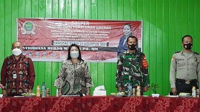 Photo of Ketua Komisi II DPRD Kaltim Veridiana Sosialisasikan Perda Pajak