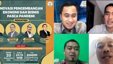 Photo of Dukung Ekonomi Bangkit, PMN Gelar Diskusi Inovasi Pengembangan Ekonomi dan Bisnis Pasca Pandemi